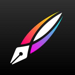 Ícone do app Vectornator
