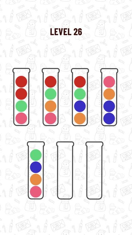 Ball Sort Puzzle screenshot-3