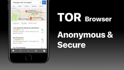 Screenshot for VPN + TOR Browser Private Web in Sri Lanka App Store