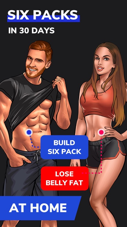 Six Pack in 30 Days - 6 Pack screenshot-0