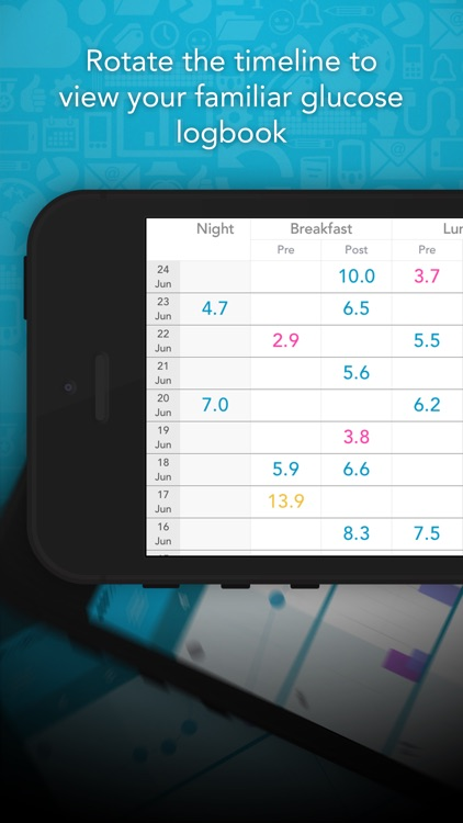 AgaMatrix Diabetes Manager screenshot-5