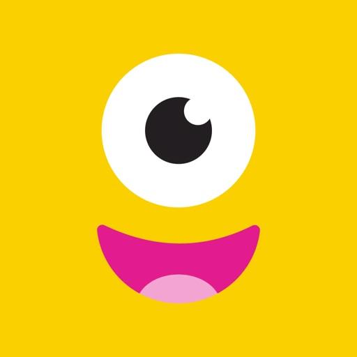 Mojichat: Animated 3D Emojis