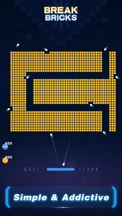 Break Bricks - Ball's Quest screenshot-0