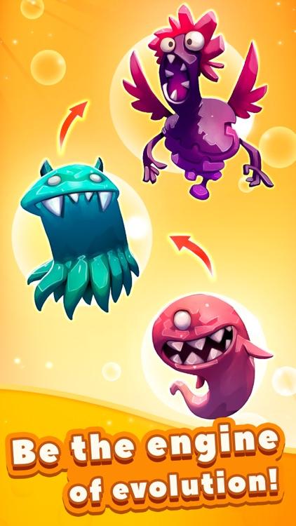 Monsters Evolution screenshot-0