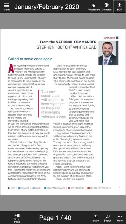 DAV Digital Magazine screenshot-4