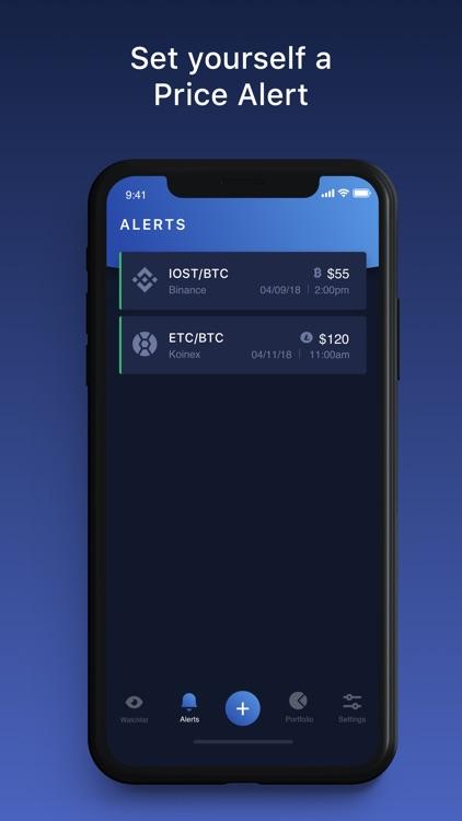 Byte - Crypto Price Tracker screenshot-4