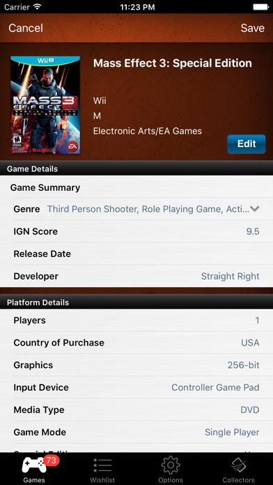 Video Games Database Scannerのおすすめ画像3