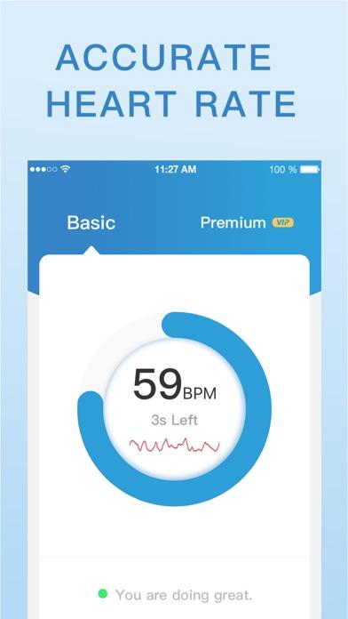 心拍数 & 脈拍測定 -  健康脈拍計測器のおすすめ画像6