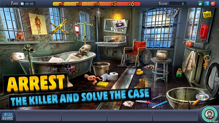 Criminal Case: Supernatural screenshot-3