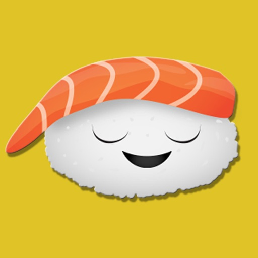 Roll Sushi Stickers