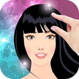 Hairstyle Try On Bangs PRO