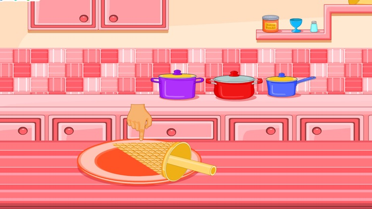 Ice cream cone cupcakes candy screenshot-8