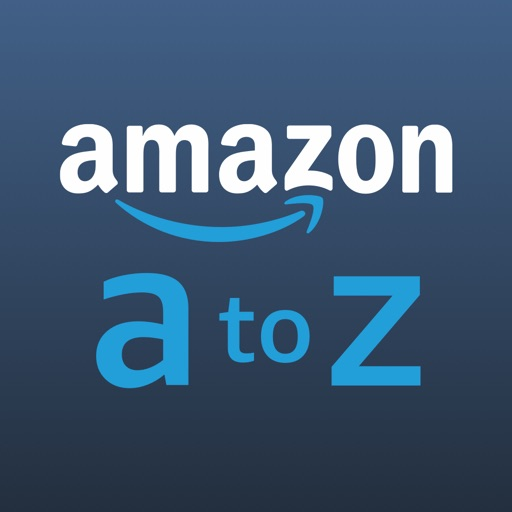 Amazon A to Z free software for iPhone and iPad
