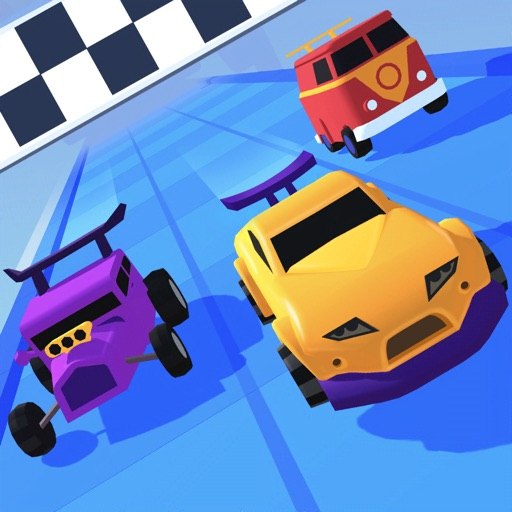 Crazy Race - Smash Cars!