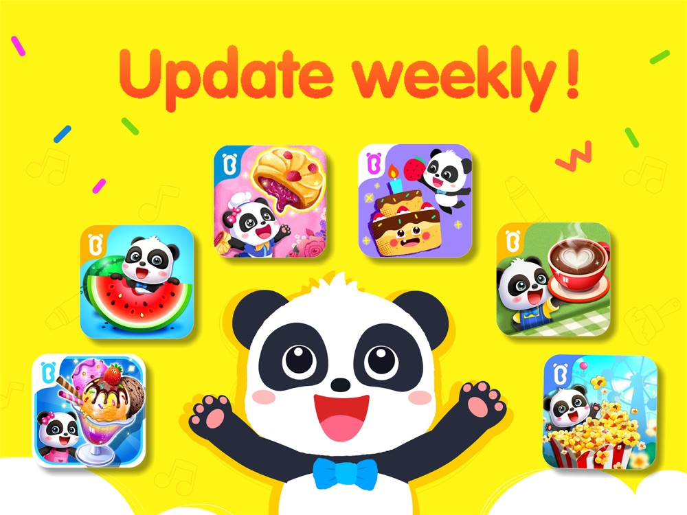 Baby Panda World Babybus App For Iphone Free Download Baby Panda World Babybus For Ipad Iphone At Apppure