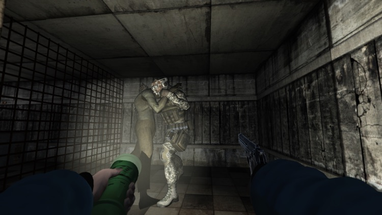 VR Zombie Horror Games