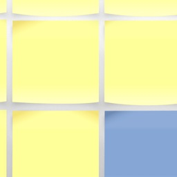Posted—Sticky Note Mosaics