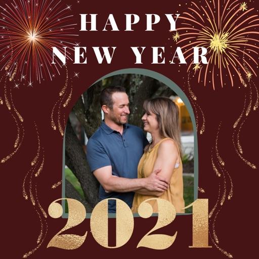 Happy New Year Wallpaper 2021