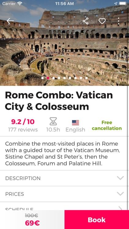 Rome Guide Civitatis.com screenshot-3