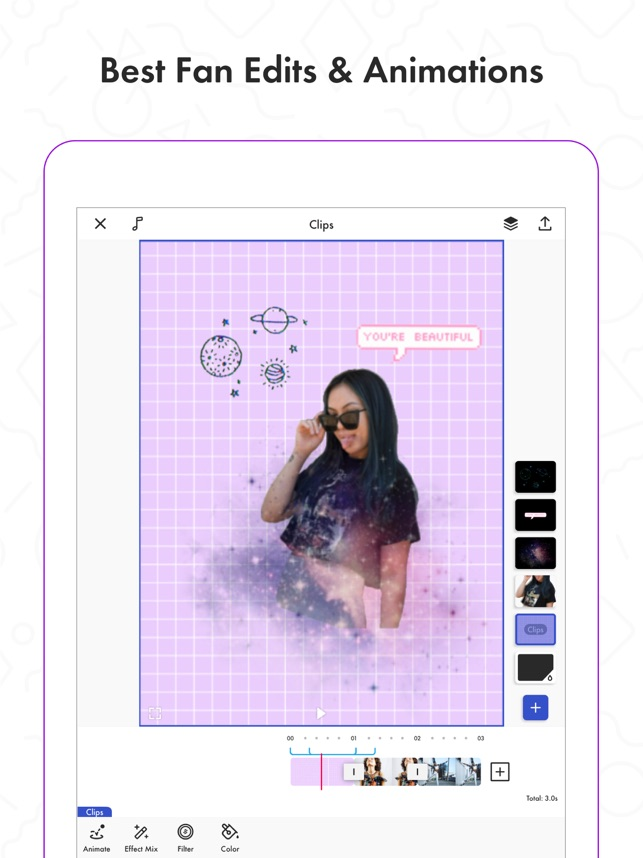 Funimate Video Musical Editor On The App Store
