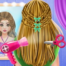 Braided Hair Stylist Makeover