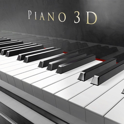 Piano 3D - Real AR Piano App iOS App