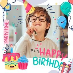 Birthday Video Maker Wishes