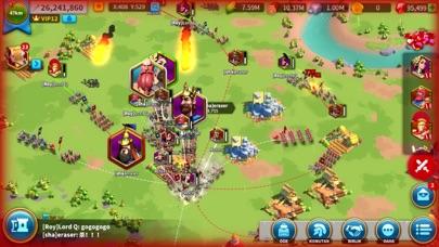 Rise of Kingdoms: Lost Crusade iphone ekran görüntüleri