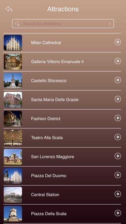 Milan Tourism Guide