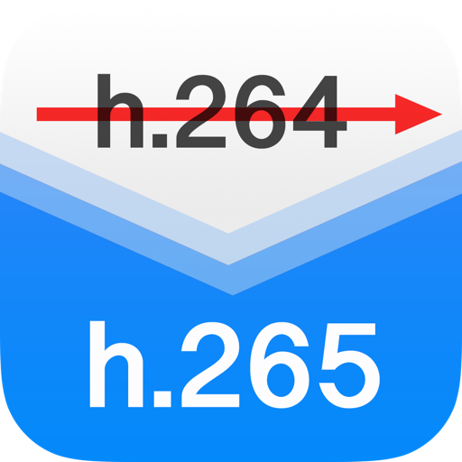 H.265 - H.264 Cross Converter