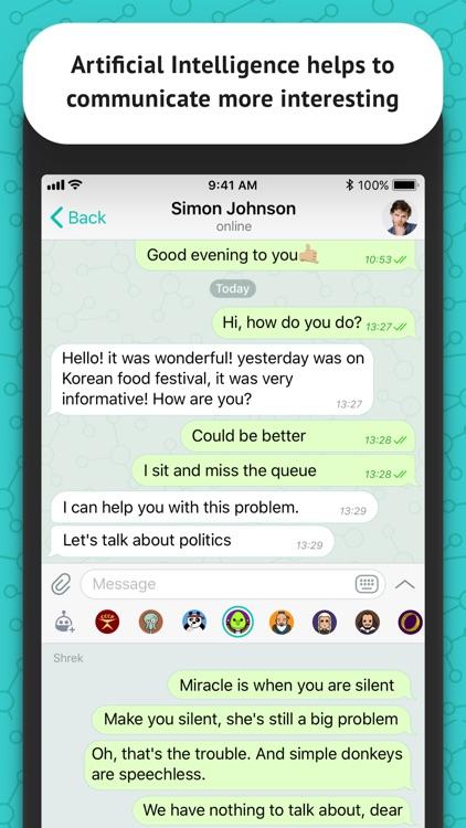 AiGram Messenger for Telegram