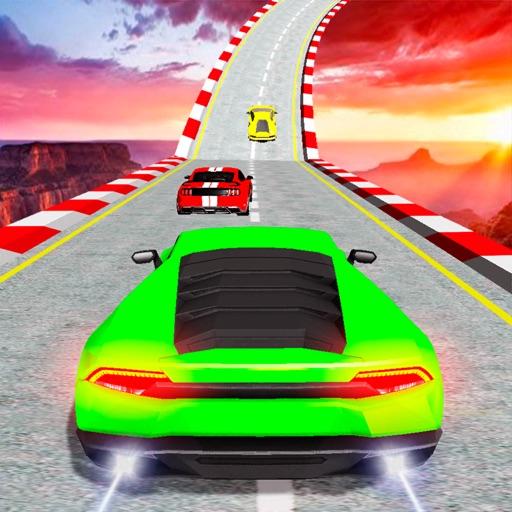 Car Games Mega Ramp Stunt Race