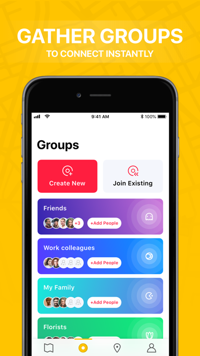 download Lap - Find Family & Friends