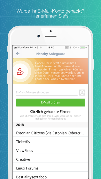 Screenshot for Avira Mobile Security in Germany App Store