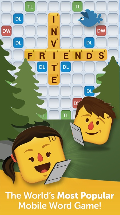Words With Friends – Word Game screenshot-0