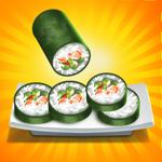 Sushi Food Maker Cooking Games Hack Online Generator  img