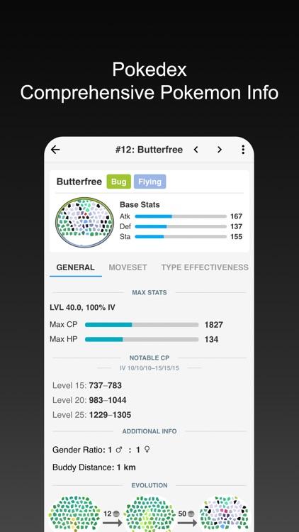 Poke Genie - Raid IV PvP Guide screenshot-7