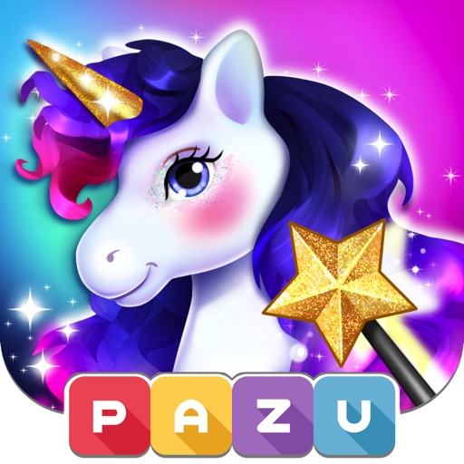 My Unicorn dress up for kids