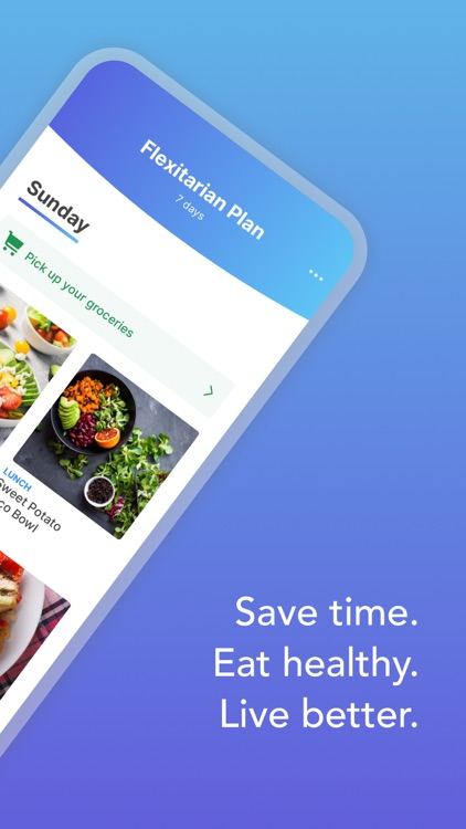 Intent - Healthy Meal Plan