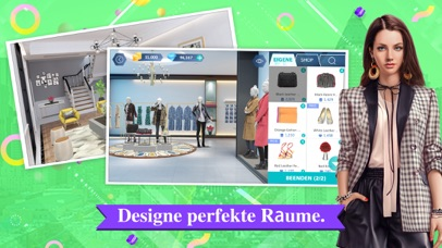 Screenshot for Design My Room: Fashion in Austria App Store
