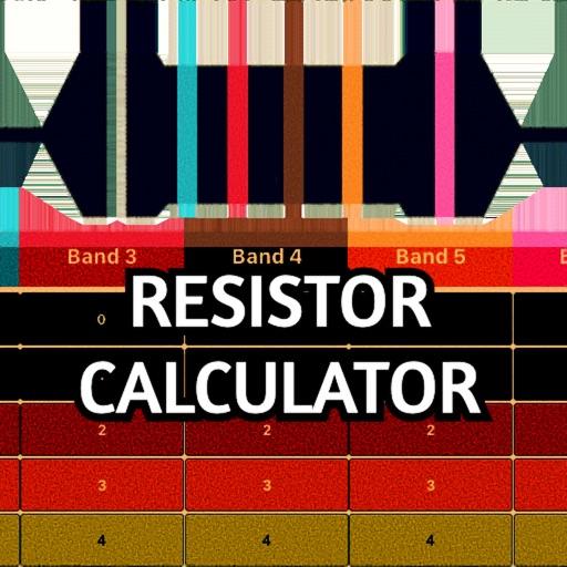 Resistor Calculator 3-6 Bands