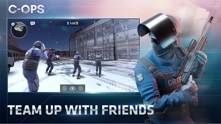 Critical Ops: Online PvP FPS screenshot-0