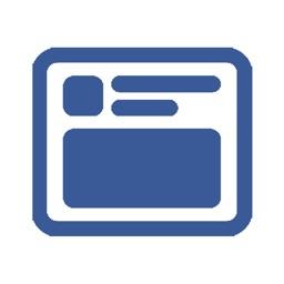Watchbook for Facebook