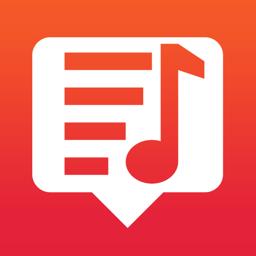 Ícone do app WidgeTunes - Music Widgets