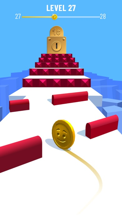 Coin Rush! screenshot 4