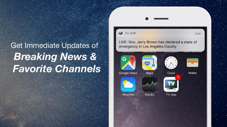 FREECABLE TV: News & TV Shows screenshot-7