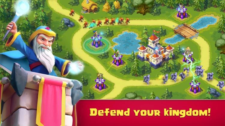 Toy Defense Fantasy — TD Tower screenshot-9