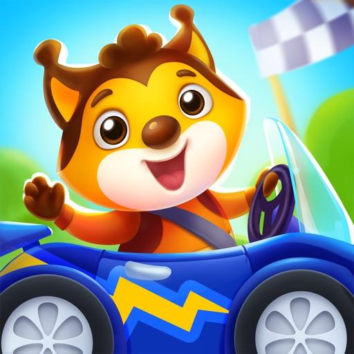 Машинки гонки для детей 3 лет