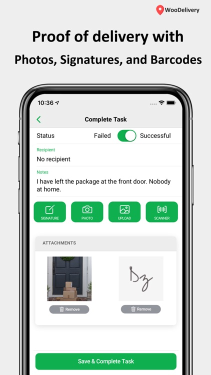 WooDelivery: Delivery Manager