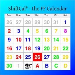 ShiftCal® - the FF Calendar